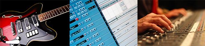 プロダクション運営・音楽著作物制作・販売業務の画像